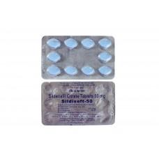 Виагра Софт – 50 мг.